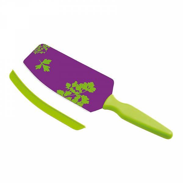 Kuhn Rikon - Kuhn Rikon Flexi Knife Spatula - Green/Purple