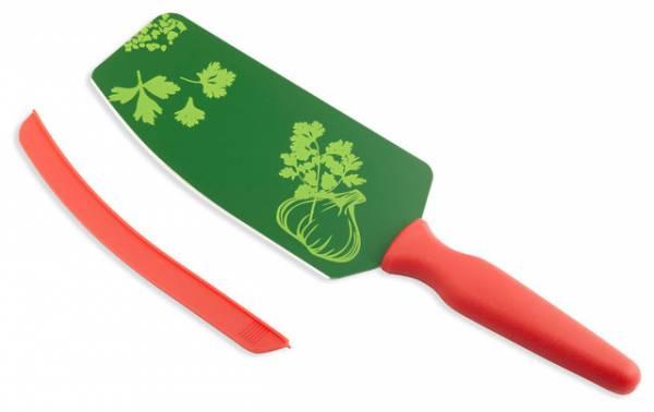 Kuhn Rikon - Kuhn Rikon Flexi Knife Spatula - Red/Green