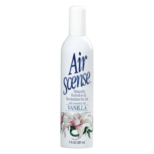 Air Scense - Air Scense Air Freshener 7 oz - Vanilla (6 Pack)