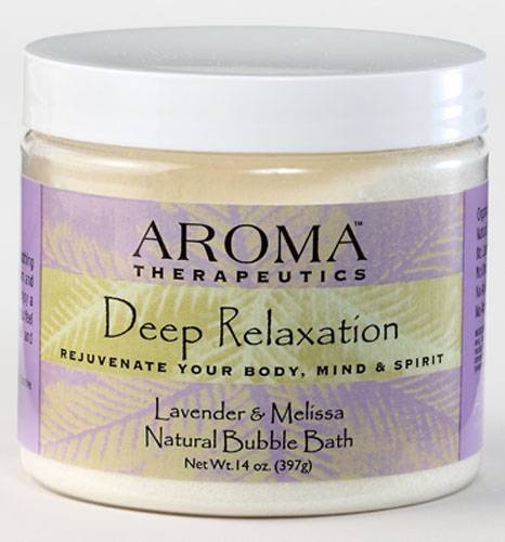 Abra Therapeutics - Abra Therapeutics Deep Relaxation Bubble Bath 14 oz