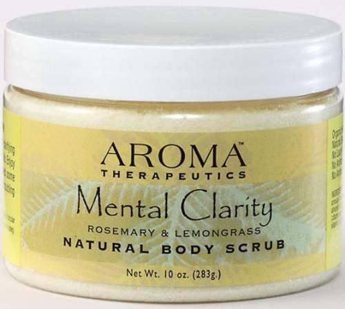 Abra Therapeutics - Abra Therapeutics Mental Clarity Body Scrub 10 oz