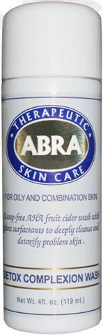 Abra Therapeutics - Abra Therapeutics Detox Complexion Wash 4 oz