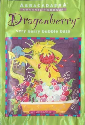 Abra Therapeutics - Abra Therapeutics Dragonberry Very Berry Bubble Bath