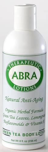 Abra Therapeutics - Abra Therapeutics Green Tea Lotion 8 oz