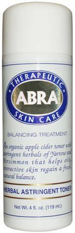 Abra Therapeutics - Abra Therapeutics Herbal Astringent Toner 4 oz
