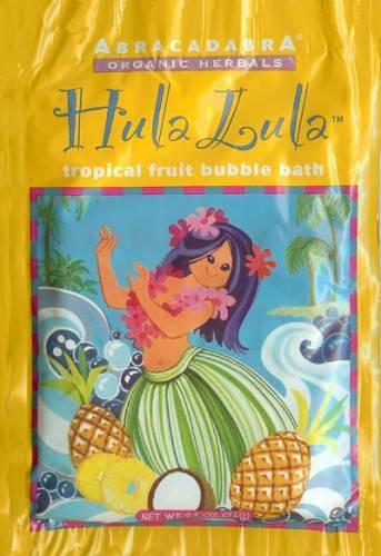 Abra Therapeutics - Abra Therapeutics Hula Lula Tropical Fruit Bubble Bath 2.5 oz