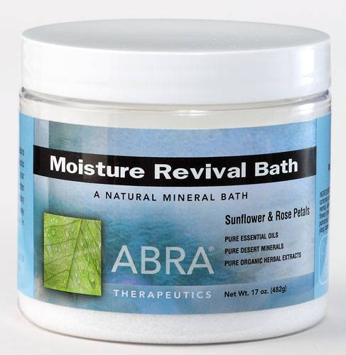 Abra Therapeutics - Abra Therapeutics Moisture Revival Bath 17 oz
