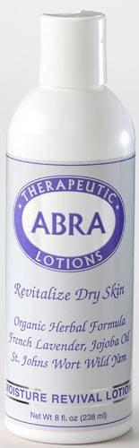 Abra Therapeutics - Abra Therapeutics Moisture Revival Lotion 8 oz