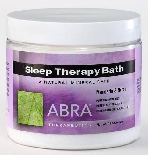 Abra Therapeutics - Abra Therapeutics Sleep Therapy Bath 16 oz