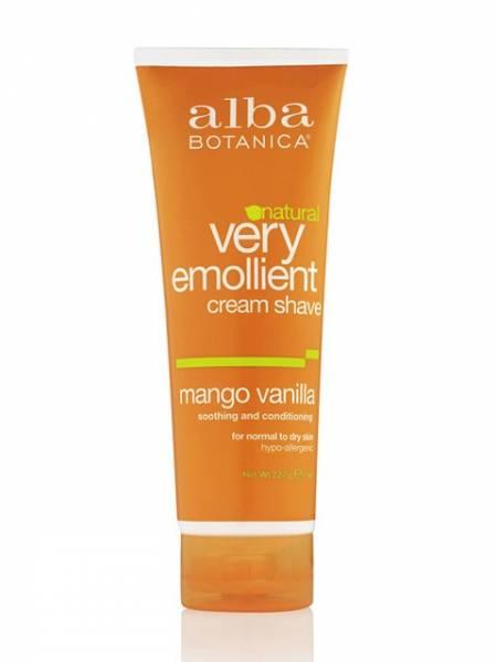 Alba Botanica - Alba Botanica Cream Shave8 oz-Mango Vanilla