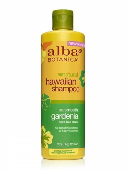 Alba Botanica - Alba Botanica Hawaiian Hair Wash Hydrating12 oz-Gardenia