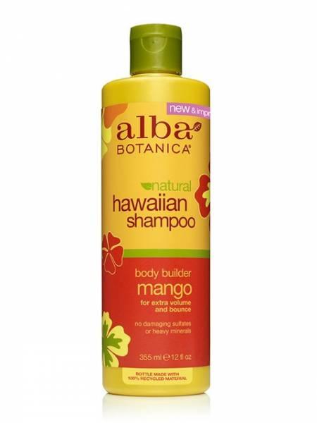 Alba Botanica - Alba Botanica Hawaiian Hair Wash Moisturizing12 oz-Mango