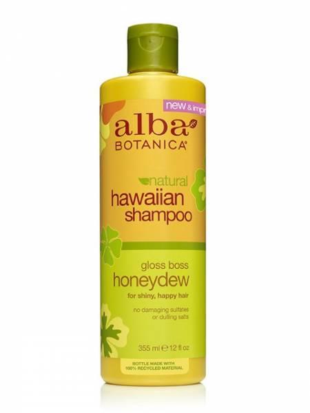 Alba Botanica - Alba Botanica Hawaiian Hair Wash Nourishing12 oz-Honeydew