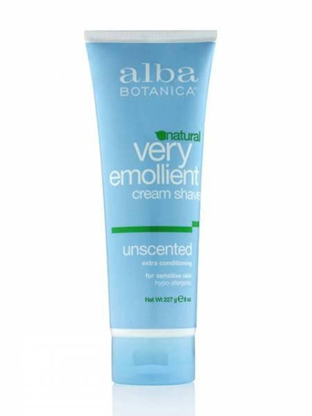 Alba Botanica - Alba Botanica Shave Cream Moisturizing8 oz-Aloe Mint