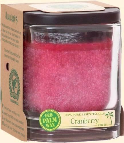 Aloha Bay - Aloha Bay Candle Aloha Jar Cranberry 8 oz