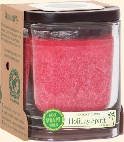 Aloha Bay - Aloha Bay Candle Aloha Jar Holiday Spirit 8 oz