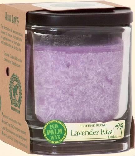 Aloha Bay - Aloha Bay Candle Aloha Jar Lavender Kiwi 8 oz