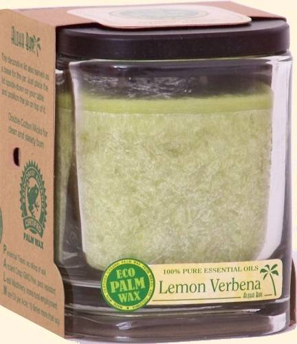 Aloha Bay - Aloha Bay Candle Aloha Jar Lemon Verbena Melon 8 oz