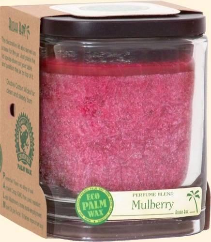 Aloha Bay - Aloha Bay Candle Aloha Jar Mulberry Wine 8 oz