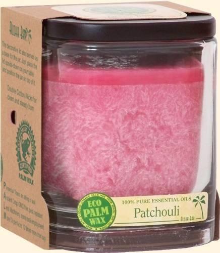 Aloha Bay - Aloha Bay Candle Aloha Jar Patchouli Rose 8 oz