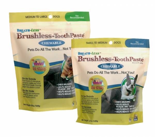 Ark Naturals - Ark Naturals Breath-Less Brushless Toothpaste 12 oz