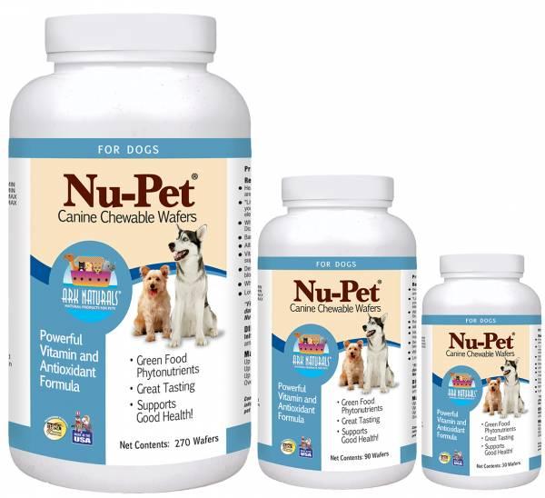 Ark Naturals - Ark Naturals Nu-Pet Canine Wafers 30 wafer