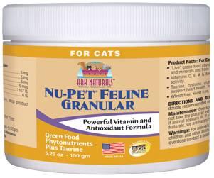 Ark Naturals - Ark Naturals Nu-Pet Feline Antioxidant 150 gm