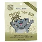 Aura Cacia - Aura Cacia Kids Aromatherapy Foam Bath Clearing 2.5 oz