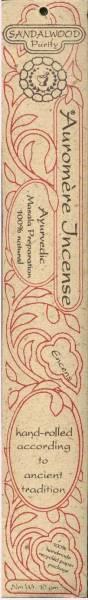 Auromere - Auromere Ayurvedic Incense Sandalwood