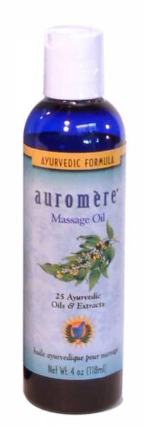 Auromere - Auromere Ayurvedic Massage Oil 4 oz