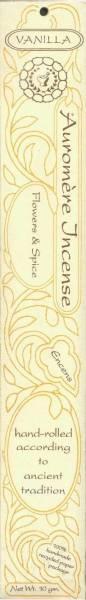 Auromere - Auromere Flowers & Spice Incense Vanilla