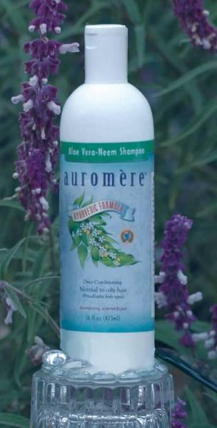 Auromere - Auromere Shampoo Aloe Vera Neem 16 oz