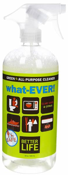 Better Life - Better Life Natural All Purpose Cleaner What-Ever Sage Citrus 32 oz