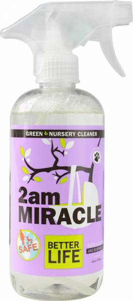Better Life - Better Life Natural Nursery Cleaner with Deodorizer 2am Miracle