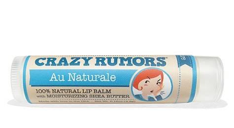 Crazy Rumors - Crazy Rumors Au Naturale Flavor Free Lip Balm