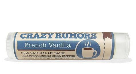 Crazy Rumors - Crazy Rumors French Vanilla Lip Balm