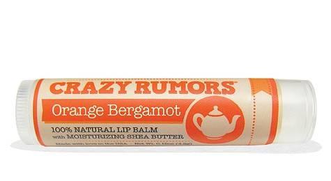 Crazy Rumors - Crazy Rumors Orange Bergamot Lip Balm