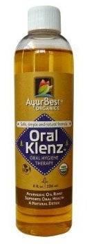 Ayurbest (Komal) - Ayurbest Komal Oral Klenz Organic 8 oz