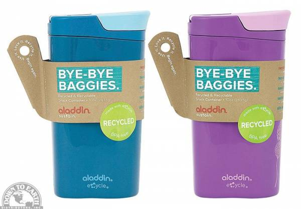 Down To Earth - Aladdin eCycle Snack Container 10 oz