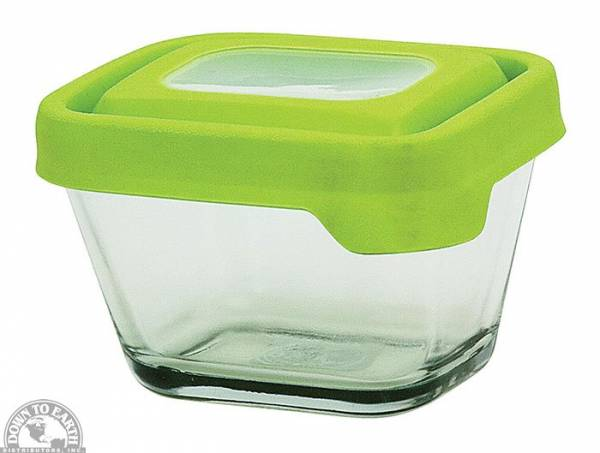 Down To Earth - Anchor TrueSeal Rectangle Storage Dish 1 7/8 cups