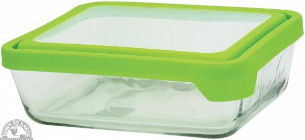 Down To Earth - Anchor TrueSeal Rectangle Storage Dish 11 cups