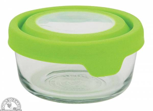 Down To Earth - Anchor TrueSeal Round Storage Dish 2 cups