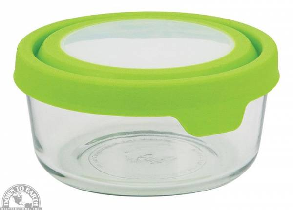 Down To Earth - Anchor TrueSeal Round Storage Dish 4 cups