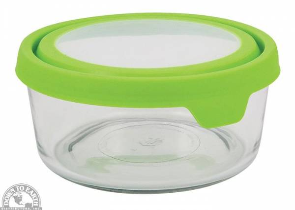Down To Earth - Anchor TrueSeal Round Storage Dish 7 cups