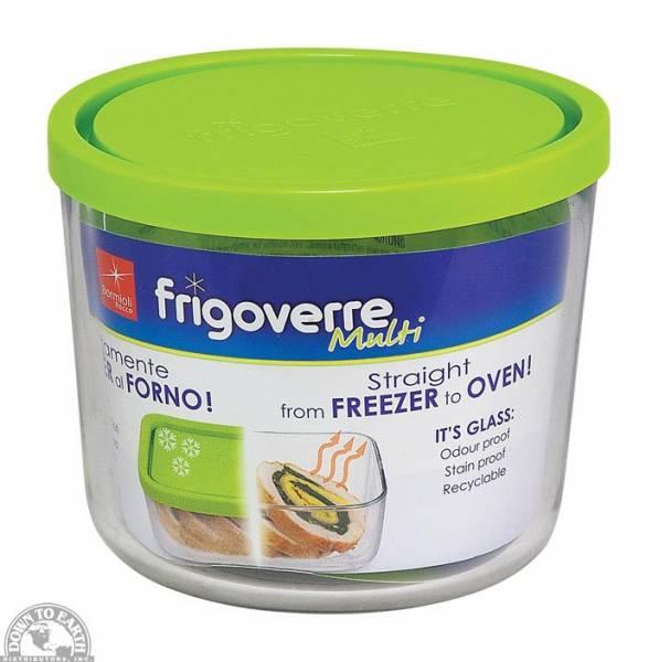 Down To Earth - Bormiolo Rocco Frigooverre Multi Storage Dish Round Tall 23.7 oz
