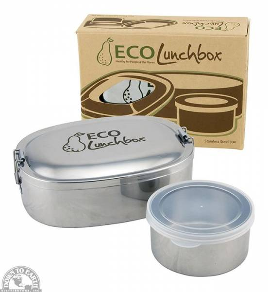Down To Earth - Eco Lunchbox Set 2 pcs