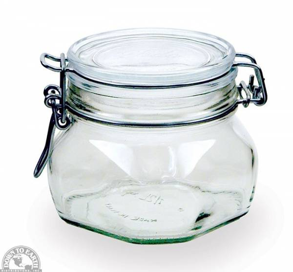 Down To Earth - Fido Canning & Storage Jars 0.5 Liter