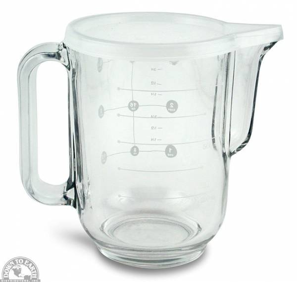 Down To Earth - Frigoverre Measuring Pitcher 1 Liter