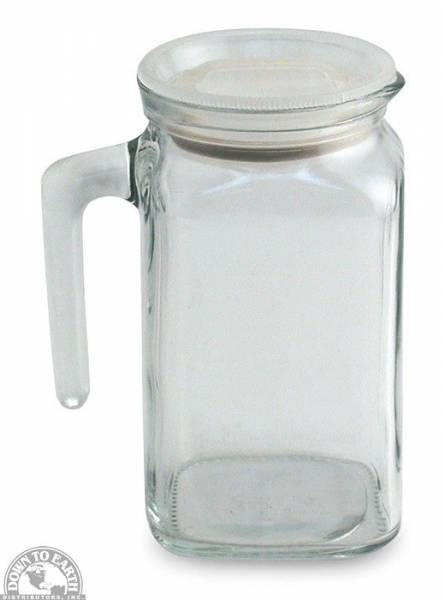 Down To Earth - Frigoverre Glass Pitcher 17 oz
