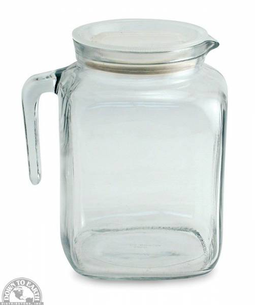 Down To Earth - Frigoverre Glass Pitcher 2 Liter